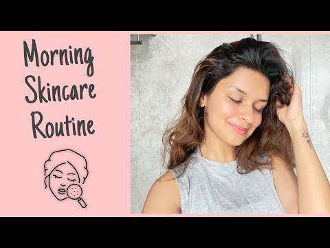 morning skincare routine beauty hacks avneet kaur 2020